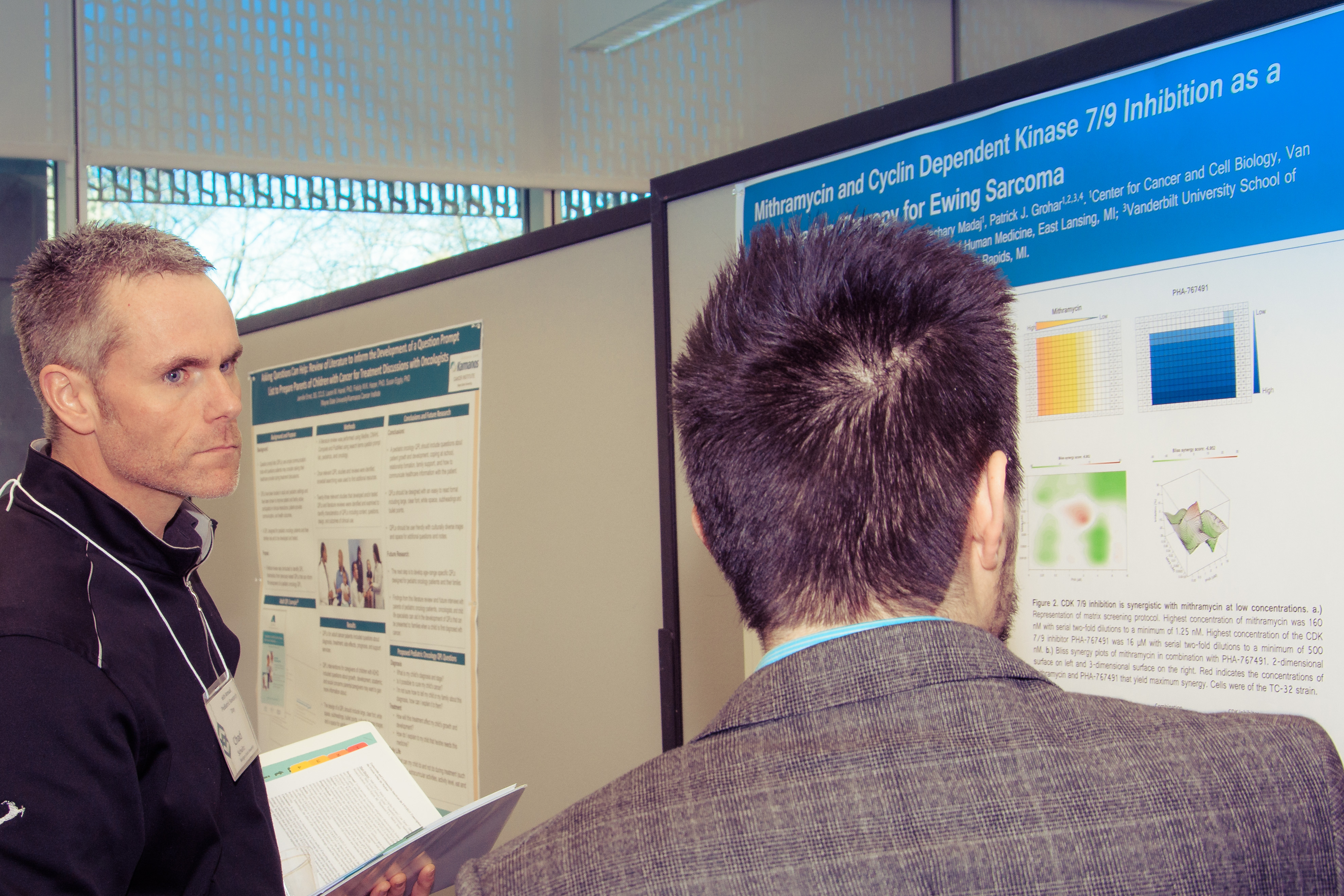 Poster Session A (7)