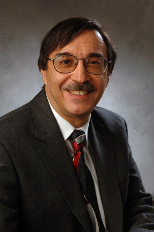 Portrait of Dr. Ira Gewolb, Chief of Neonatology with the MSU Department of Pediatrics and Human Development, ca. 2008