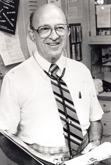 image of Dr. Heavenrich